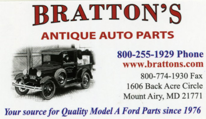 Bratton's - Click to go to website