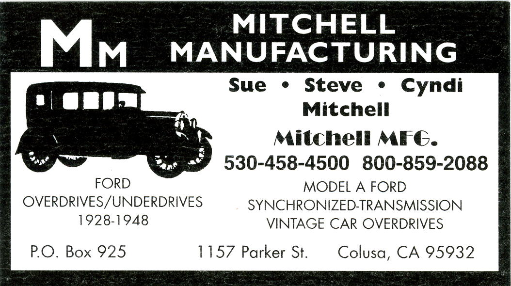 Mitchell Manufacturing - Click to go to website